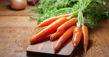 wortel oranje