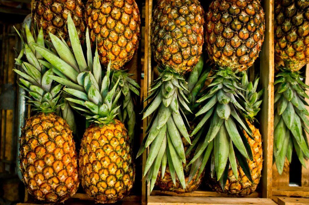 ananas pineapple