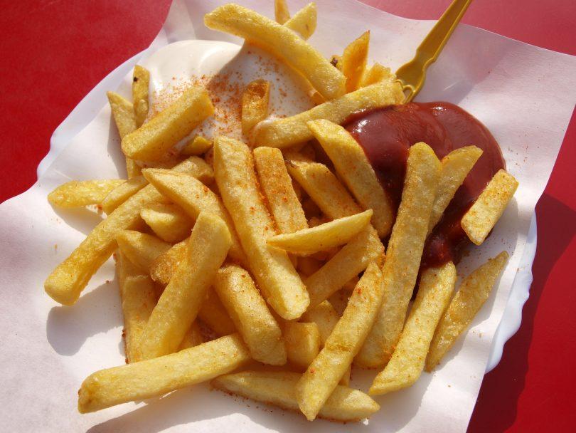 friet patat gezonder oven airfryer frituur