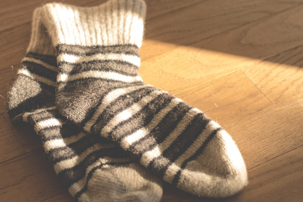 verdwenen sokken wasmachine