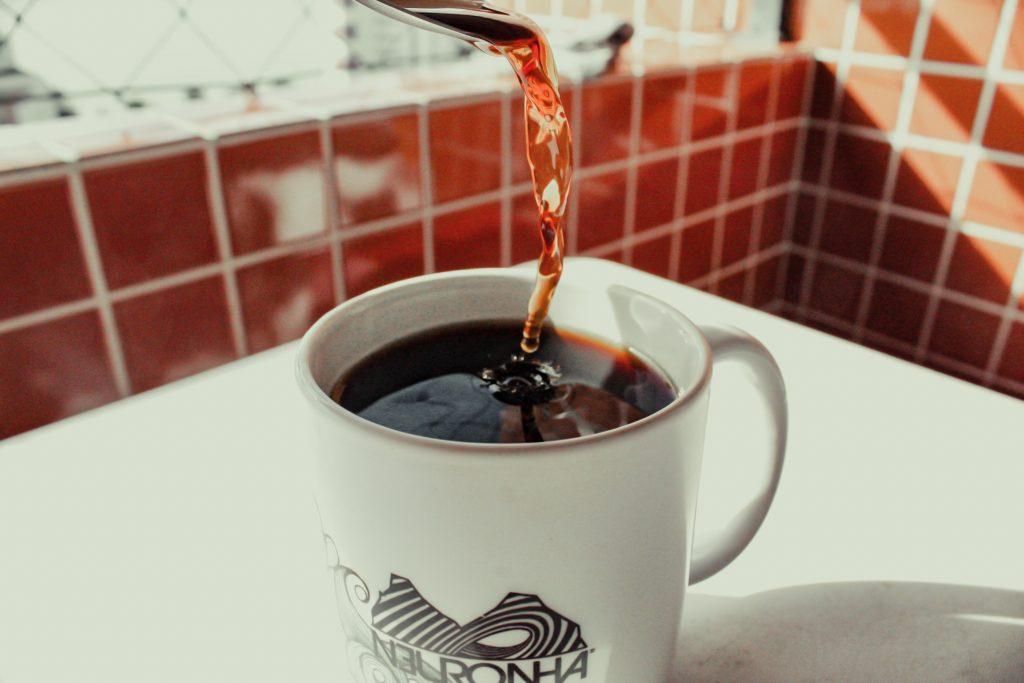 koffie poepen