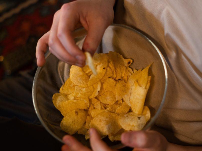 groente chips gezond